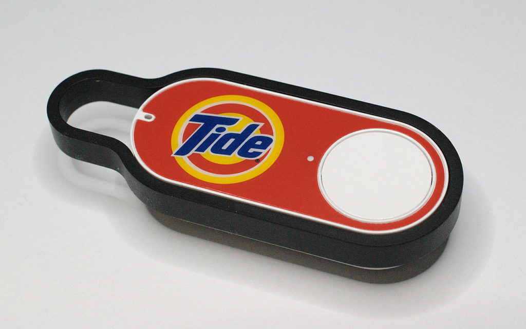 The Cloud Blog - Amazon Dash - IoT Button